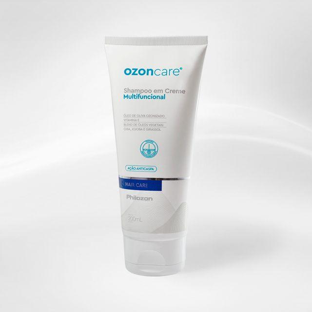 Shampoo em Creme Multifuncional Ozoncare