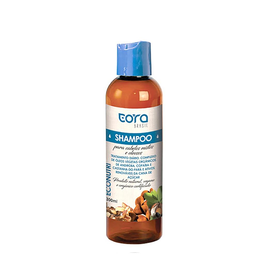 Shampoo Mistos e Oleosos