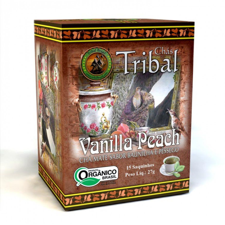 VANILLA PEACH - TRIBAL
