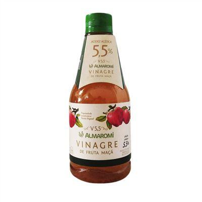 VINAGRE MAÇÃ - ALMARONI - 5,5% - 400ML