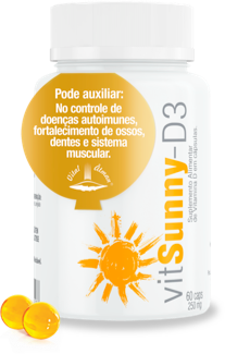 VIT SUNNY D3 - VITAL ATMAN
