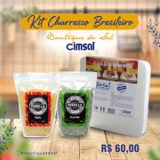 Kit Churrasco Brasileiro