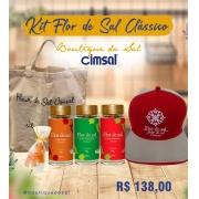 Kit Flor de sal Clássico
