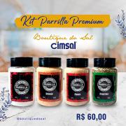 Kit Sal Parrilla Premium