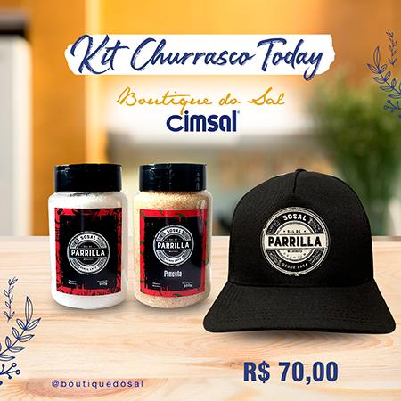 Kit churrasco Today