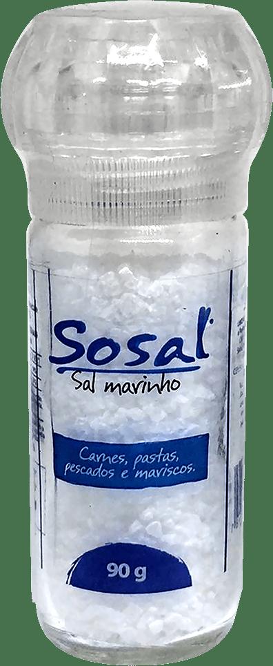 Sosal Marinho Grosso - Moedor 90g