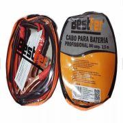 Cabo P/Bateria 300AMP C/Bolsa Profissional