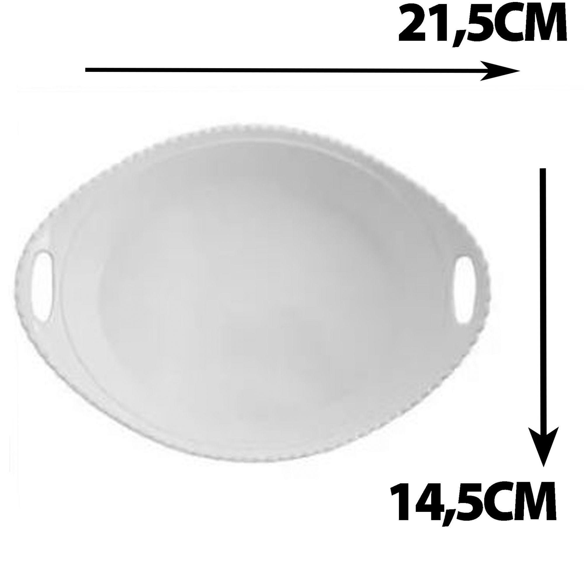 Tigela com Alça 27,7X18,06