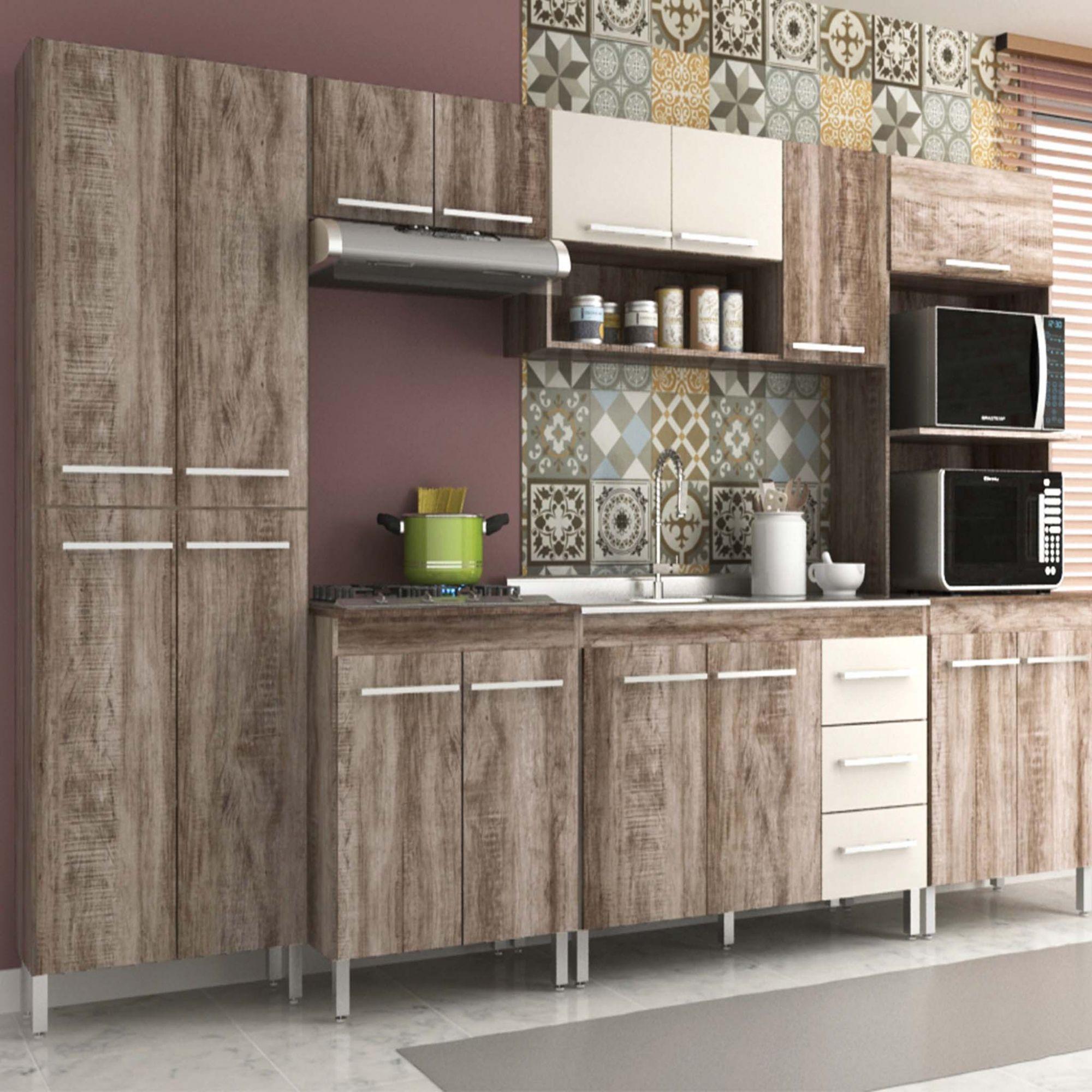 Cozinha Esportage completa  - Modia