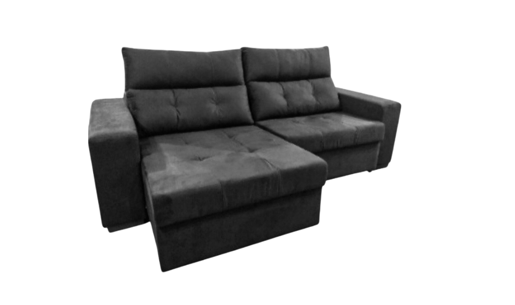 Sofa Retrátil e Reclinável Iolanda 2.30cm