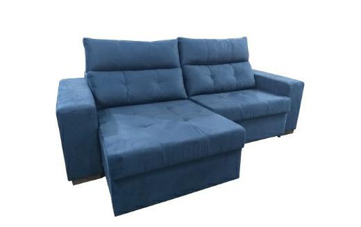 Sofa Retrátil e Reclinável Iolanda 2.30cm