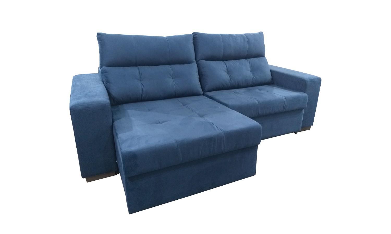 Sofa Retrátil e Reclinável Iolanda 2 m