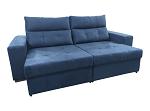 Sofa Retrátil e Reclinável Iolanda