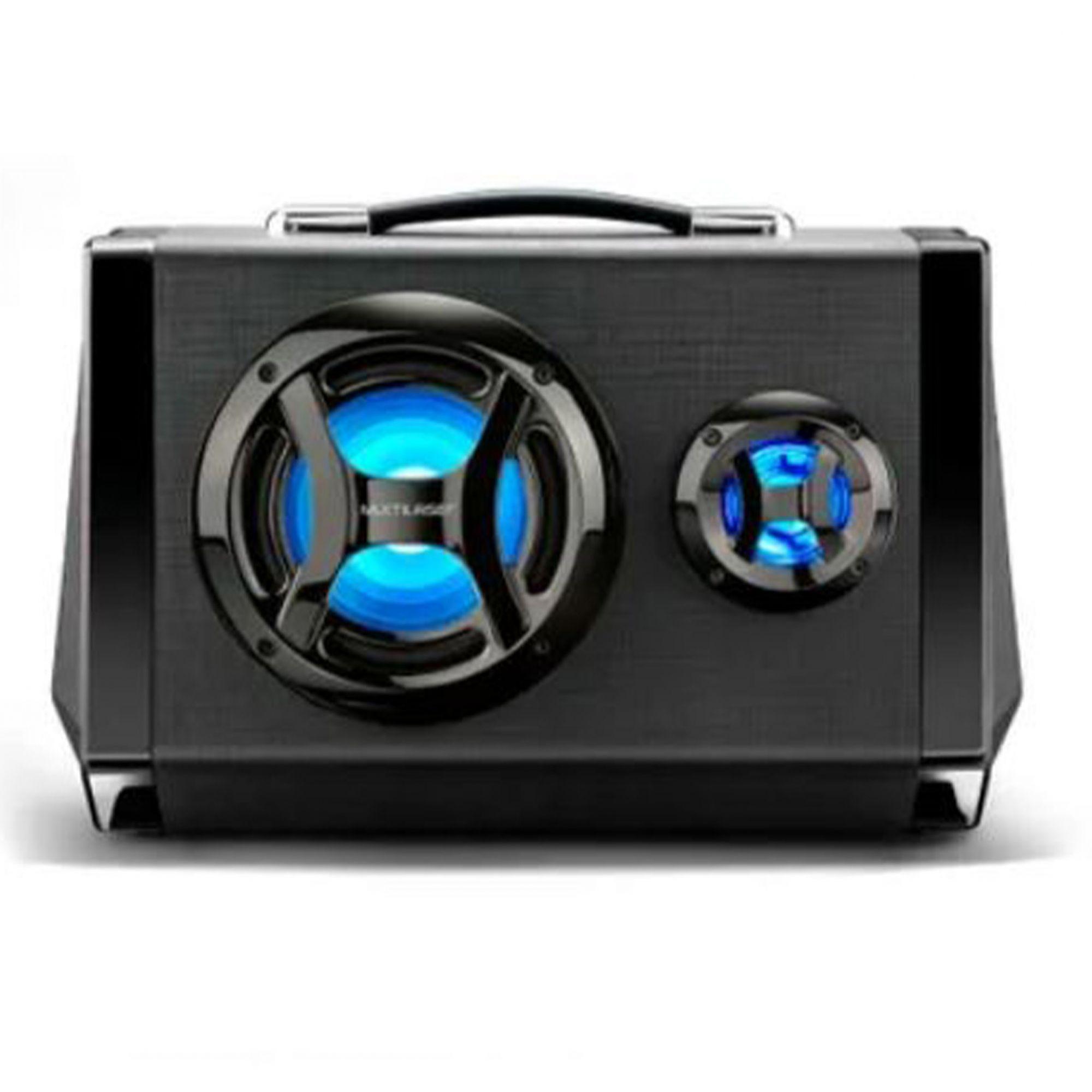 Som Portátil Active Sound Bluetooth Multilaser  - Modia