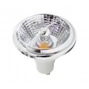 Lâmpada Led AR70 GU10 7W 3000K Bivolt P/ Spot Embutido