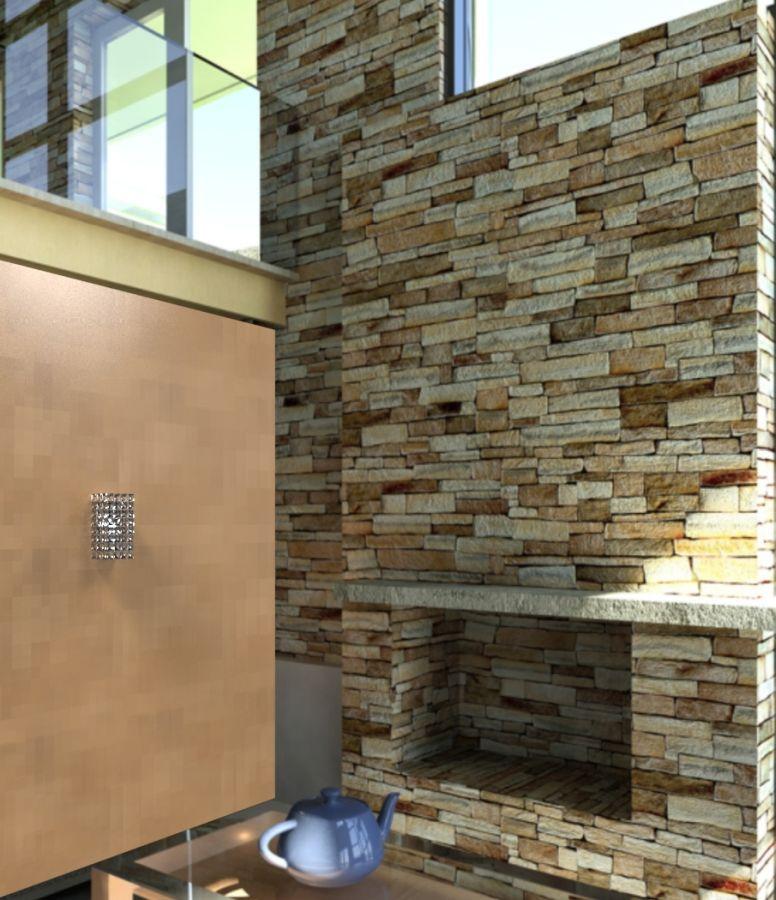 Arandela de Cristal Legitimo Quarto Sala Escada Corredor Lavabo Espelho Painel Cabeceira De Cama Living Hall Entrada AR603M