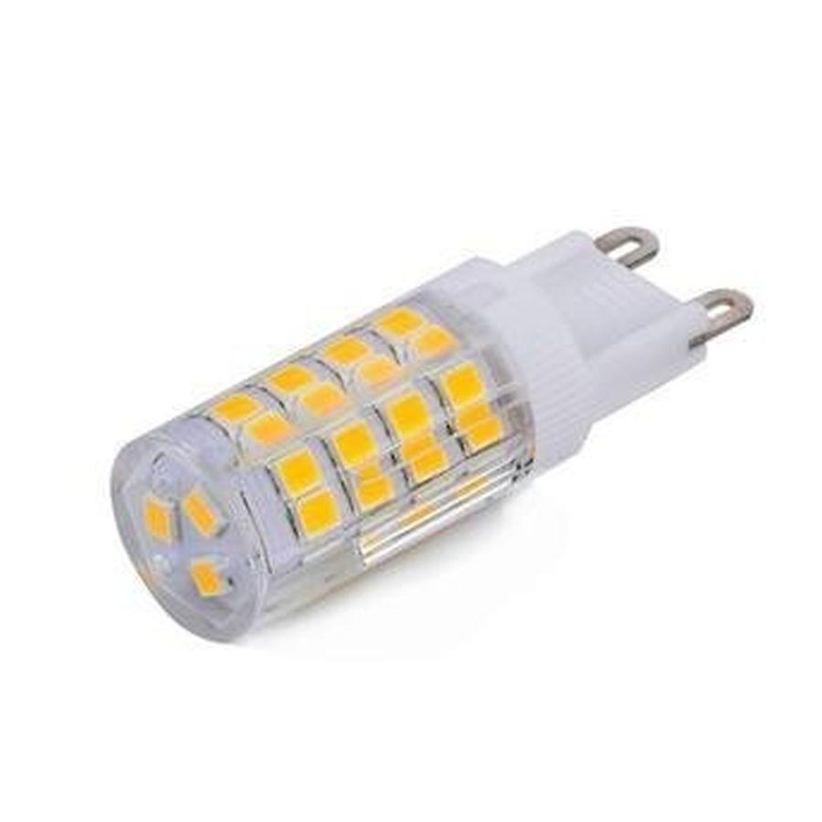 Kit Lampadas de Led G9 4,5w Lustres Luminárias Arandelas Spots Plafons