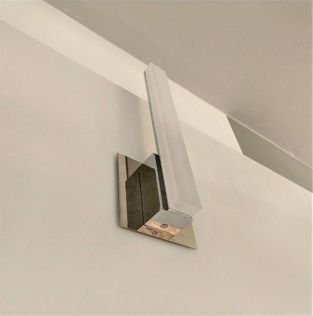 Luminária Arandela Led Para Espelho Banheiro Lavabo Quadro Sala