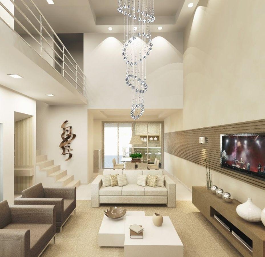 Lustre de Cristal Legitimo Esferas 42cm Pé Direito Duplo Vão de Escada Sala Alta Com Lampadas Led