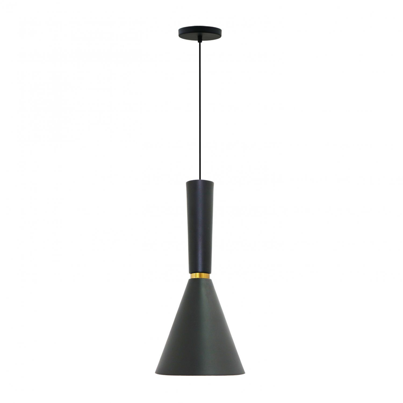 Luminária Pendente Industrial Para Balcão Mesa Bancada Área Gourmet Caisma