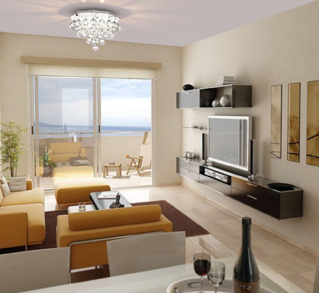 Plafon Lustre de Cristal Legitimo 30cm Quarto Sala Estar Living Hall