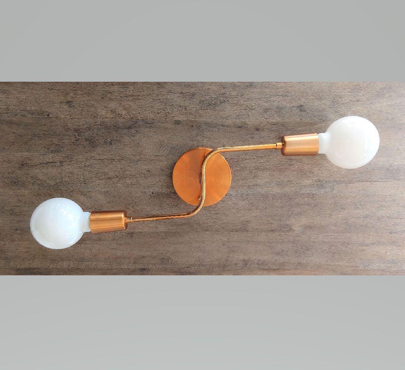 Plafon Industrial Moderno Com Lâmp Led Para Cozinha Gourmet Quarto Corredor