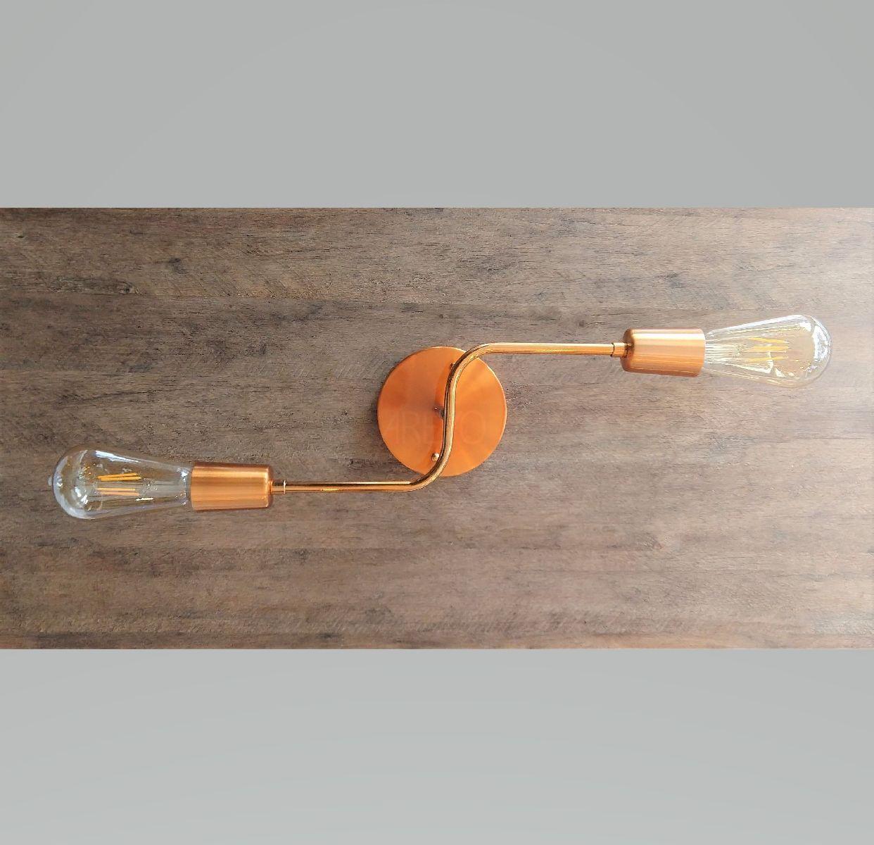 Plafon Industrial Moderno Com Lâmpadas Led Para Cozinha Gourmet Quarto Corredor
