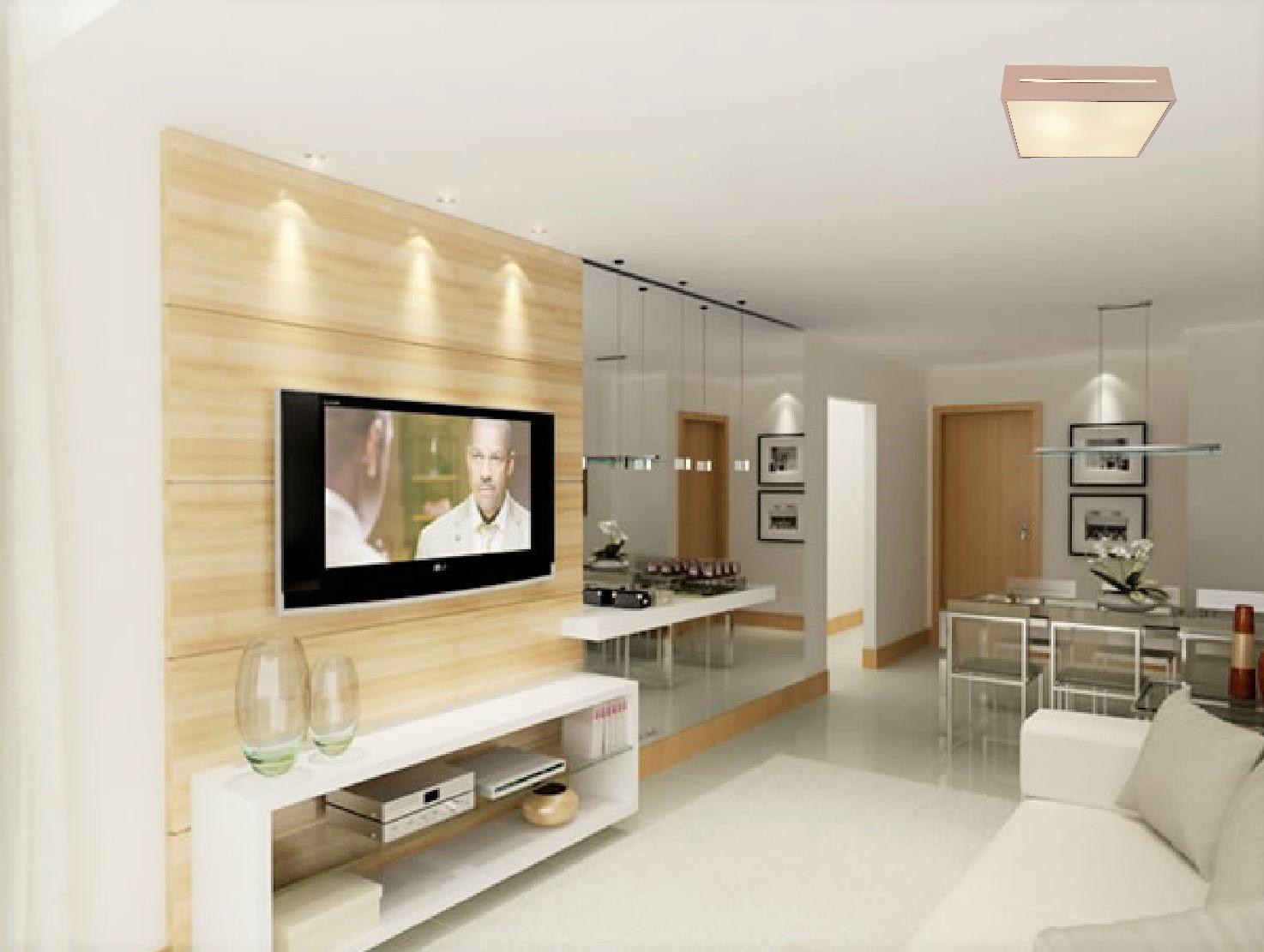 Plafon Moderno Decorativo Branco 50cm Para Sala Mesa Cozinha Quarto Escritório Hall
