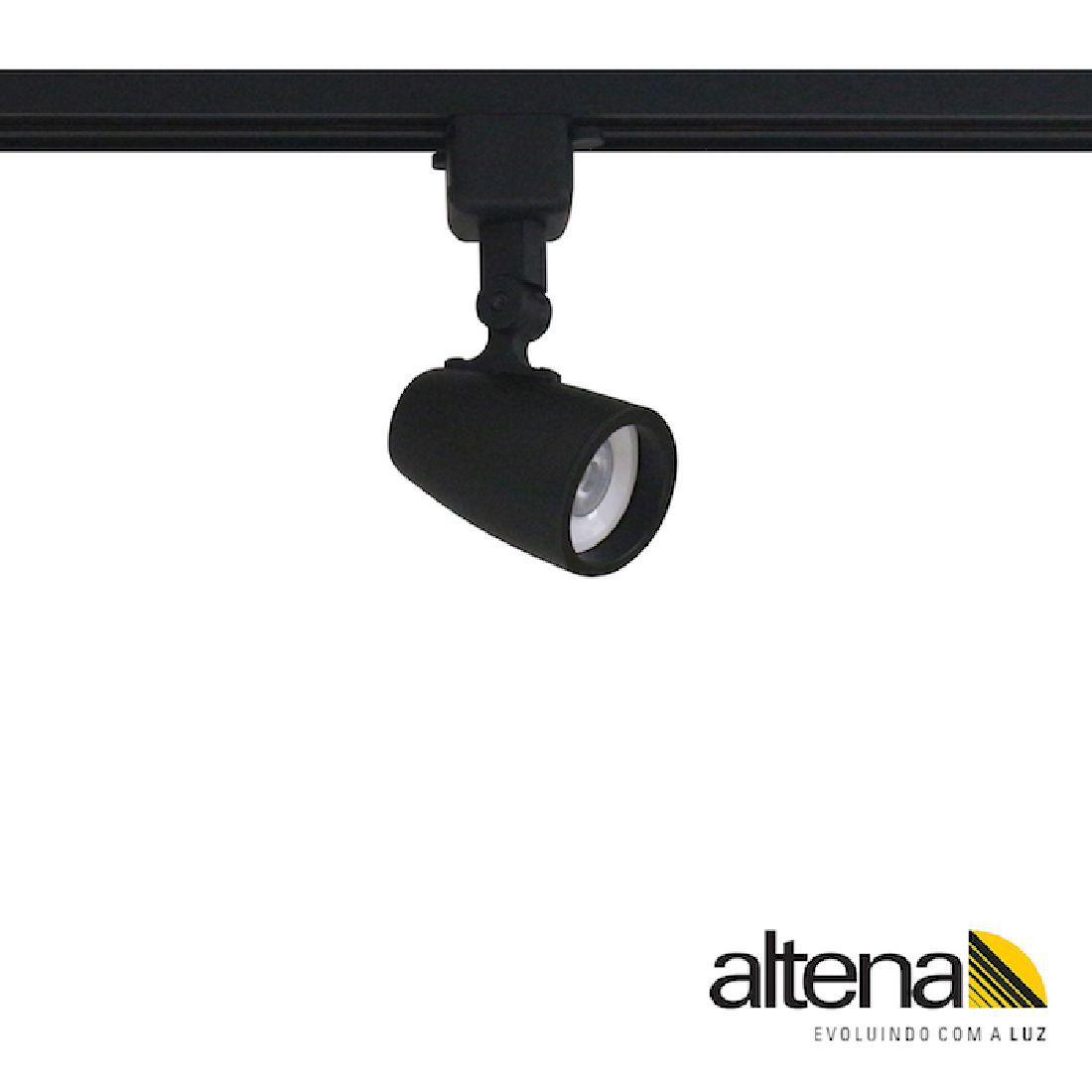 Spot Eletrificado Dicroica GU10 Altena Sala Quarto Cozinha Quadro
