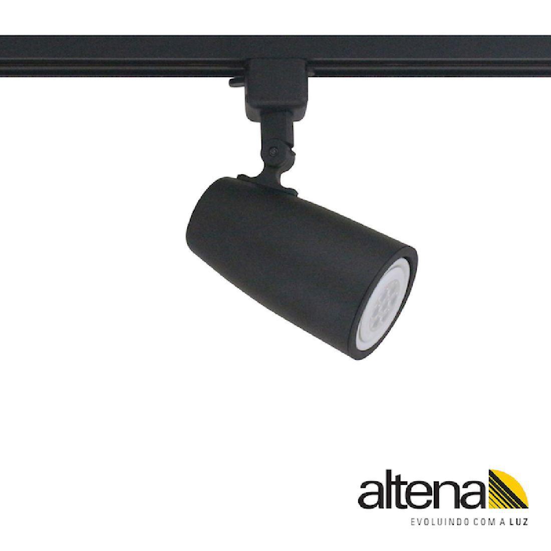 Spot Eletrificado Par20 Altena Sala Quarto Cozinha Quadro