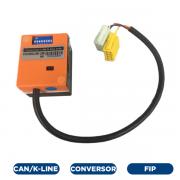 Conversor De Sinal Can/K-Line Para Tacógrafo Fip