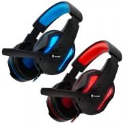 Headset Fone de Ouvido Gamer Thoth com Fio Evolut
