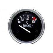 Indicador Temperatura Termômetro 12v 60mm 40-100 Graus Univ