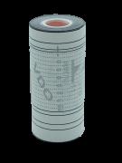 Kit 5 Bobinas Impressão Tacografo Digital Vdo BVDR Original