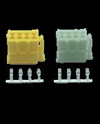 Kit Tomada Para Instalação de Tacografo Digital e Eletronico