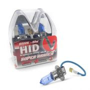 Lampada H3 55W 8500K 12V Blister Com 2 Unidades