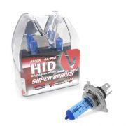 Lampada H4 55W 8500K 12V Blister Com 2 Unidades
