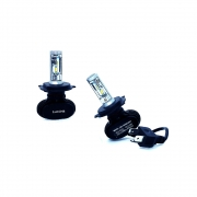Lampada H4 Ultra Led 8000 Lumens 55W 6000K 12/24V