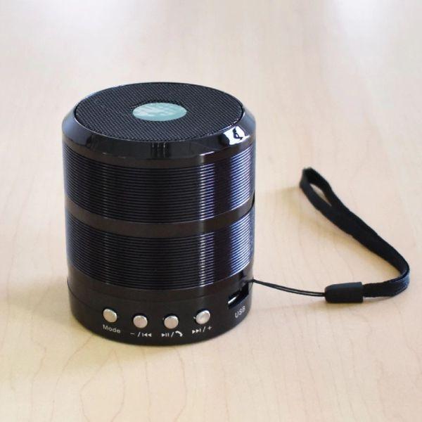 Caixinha De Som Bluetooth Mini Portátil Mp3 Fm Sd Usb
