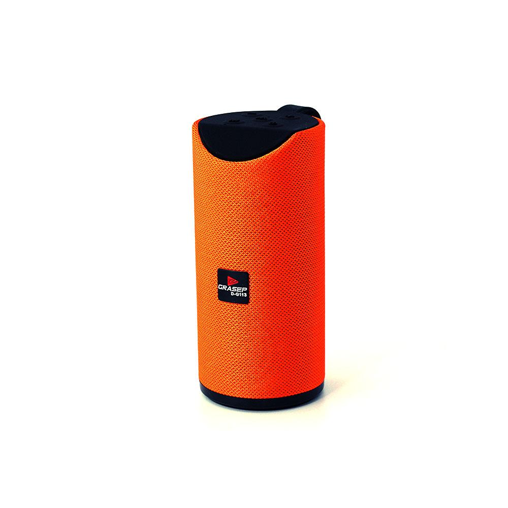 Caixinha Som Portátil Bluetooth Com Alça Usb Micro Sd Radio