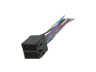 Chicote Conector 16 Vias Orig Vw/Gm/Fiat/