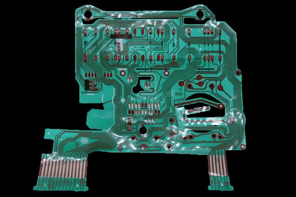 Circuito Impresso Placa Malha Eletrica Pianel Gol Quadrado