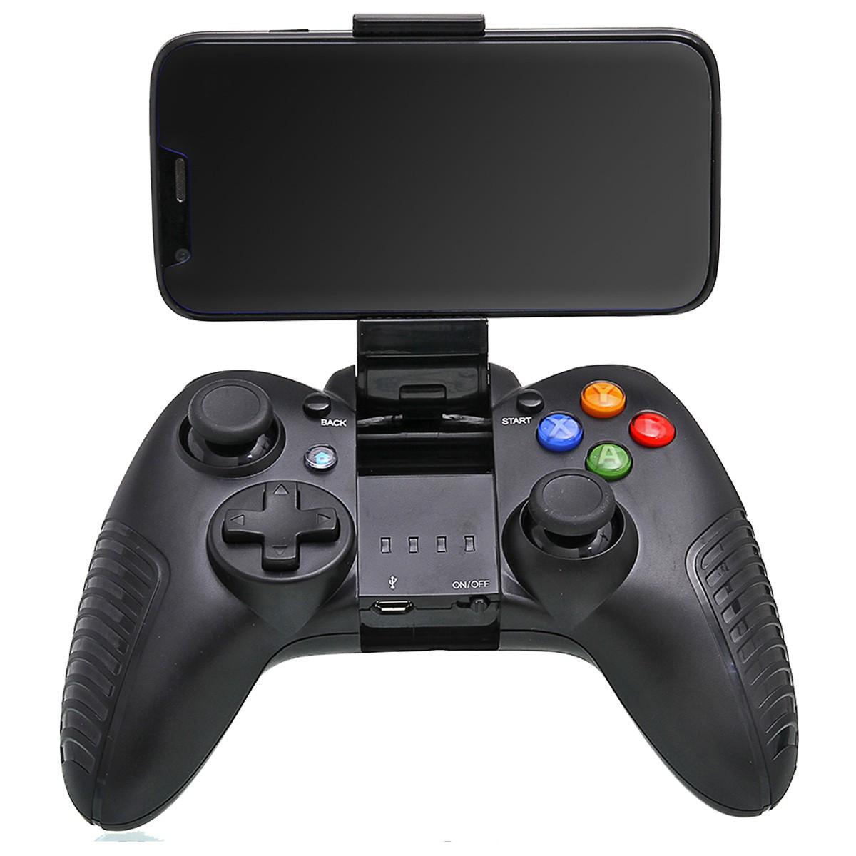 Controle Joystick Celular Smartphone Bluetooth Android IOS