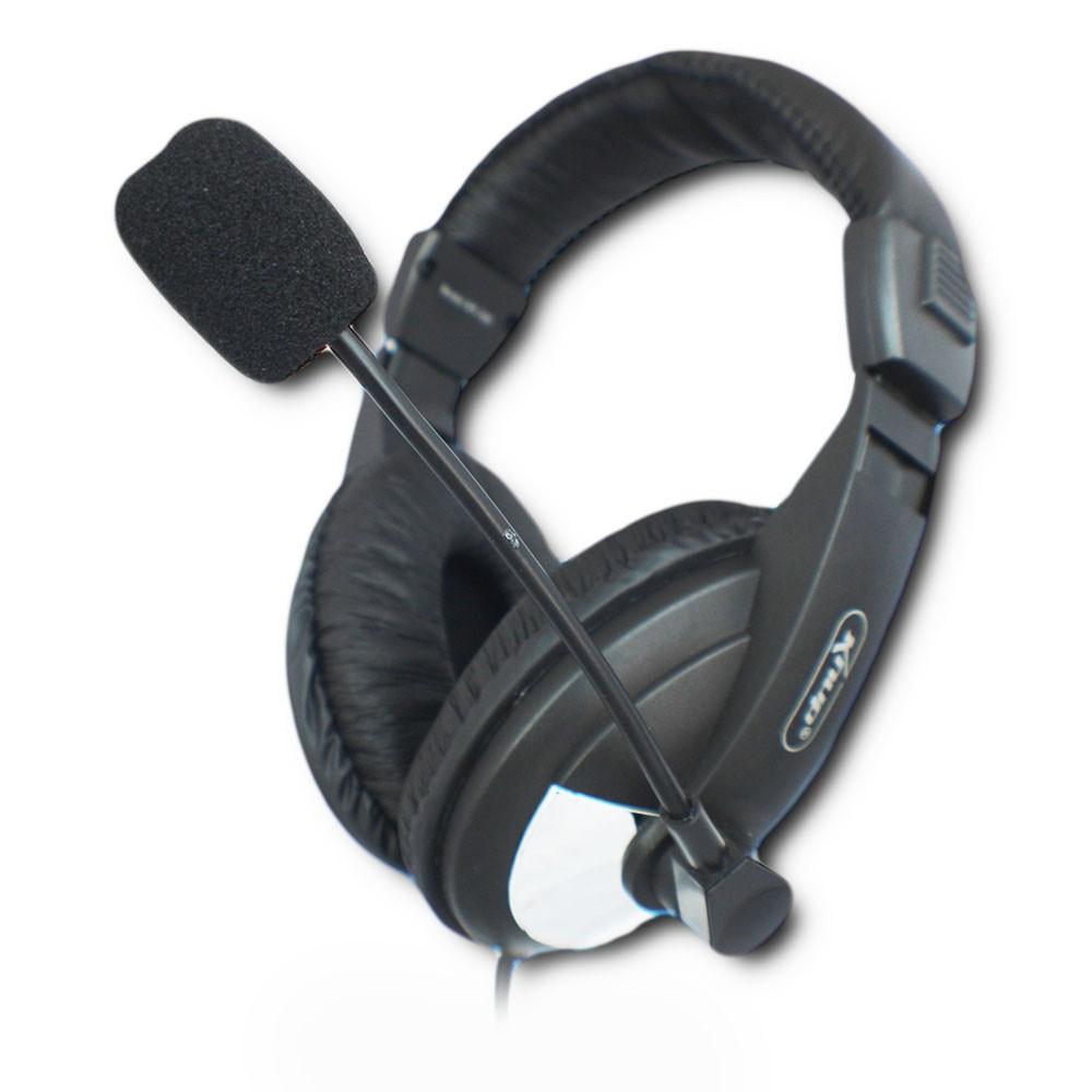 Fone Ouvido Headphone Gamer Microfone Articulado PC Jogos