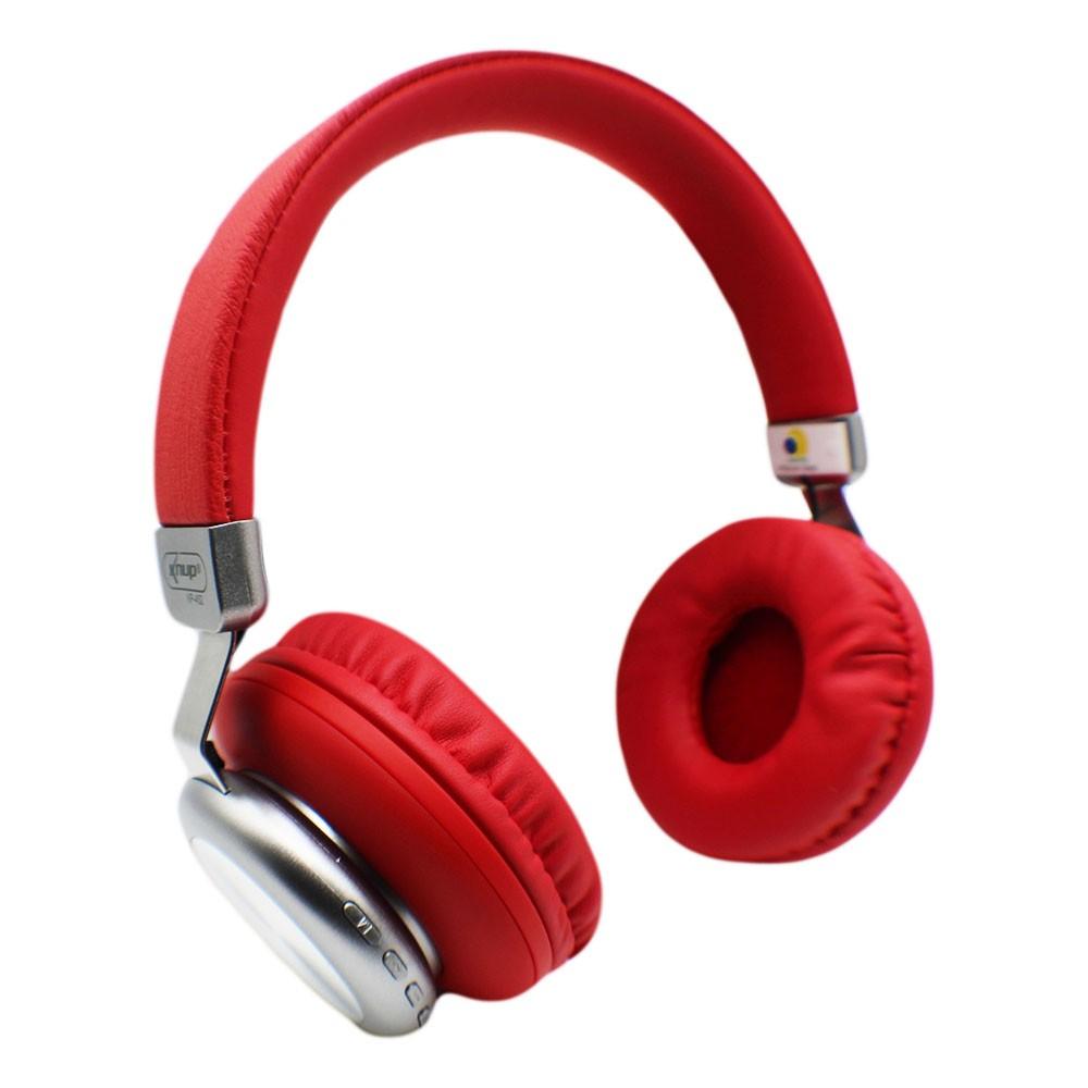 Fone Ouvido Sem Fio Bluetooth Fm Micro SD Microfone P2