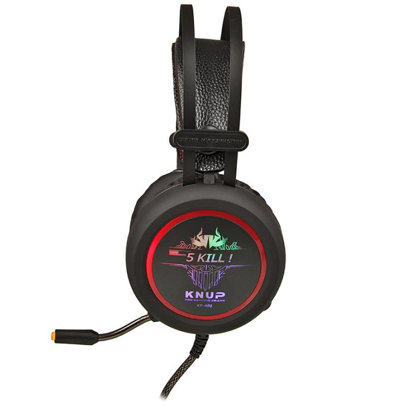 Headset Gamer Headphone 7.1 USB C Led RGB PC Xbox Celular