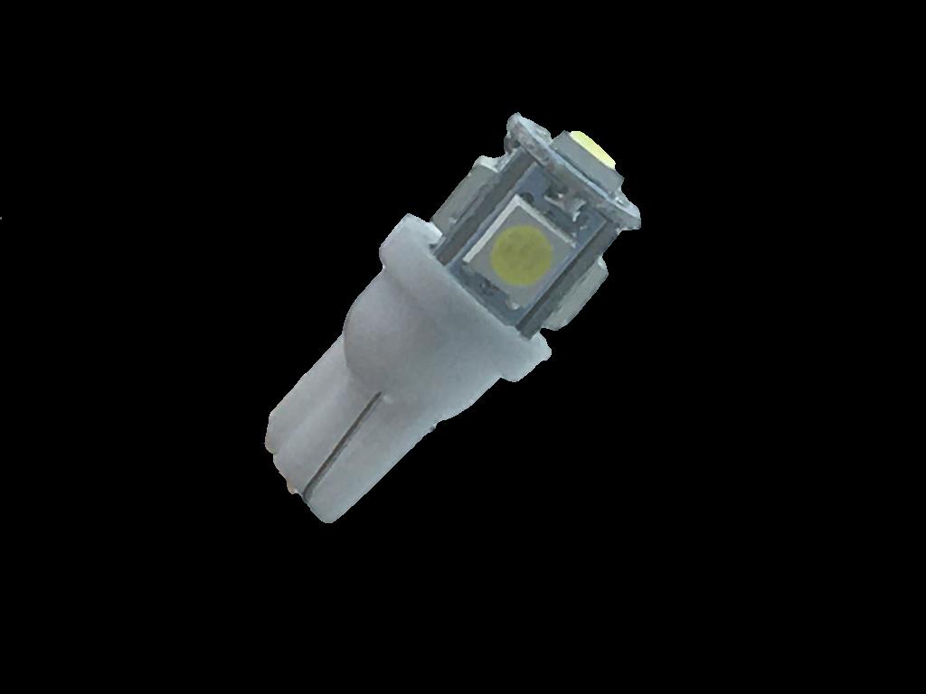 Kit Lampada Super Branca + Leds Fox Crossfox Spacefox