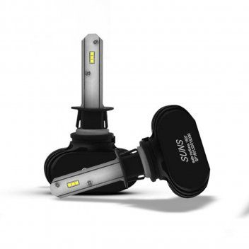 Kit Ultra Led H3 6000K 12V 24V 35W Headlight 8000 Lumens