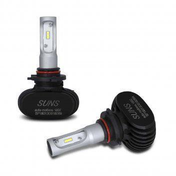 Kit Ultra Led Hb3 6000K 12V 24V 35W Headlight 8000 Lumens