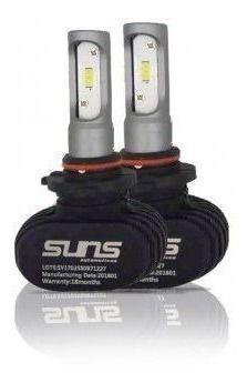 Kit Ultra Led Hb4 6000K 12V 24V 35W Headlight 8000 Lumens